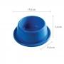 Comedouro Antiformiga Pet Astra 350 Ml Azul