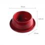 Comedouro Antiformiga Pet Astra 550 Ml Vermelho