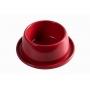 Comedouro Antiformiga Pet Astra 350 Ml Vermelho