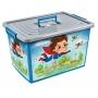 Container Infantil Arqplast 35L Azul