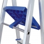 Escada De Alumínio Mor 4 Degraus