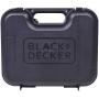 Furadeira Impacto Black Decker TM500KB9BR 127V 560W (+ Acessórios)