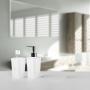 Kit Acessórios Banheiro Astra KBB2/2 Branco