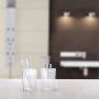 Kit Acessórios Banheiro Astra KBB2/2 Cristal