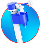 Kit Para Caixa Acoplada Completo Censi Universal Entrada Master Flux e Saída Convencional 9563