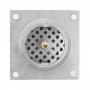Ralo Click Up Inteligente Inox P/ Banheiro 15 X 15 Cm