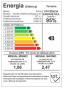 Torneira Elétrica Elegance Fame 4 Temperaturas 127V 4800W