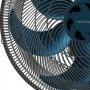 Ventilador De Mesa Turbo 6 Pás Ventisol 50Cm 127V Preto/Azul