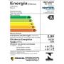 Ventilador Teto Ventisol Petit 3 Pás Premium  CV3 127V Branco