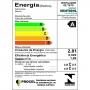 Ventilador Teto Ventisol Wind Light 3 Pás Premium CV3 127V Mogno Preto