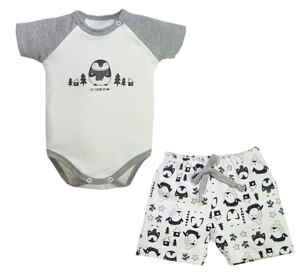 Conjunto Curto Happy Feet