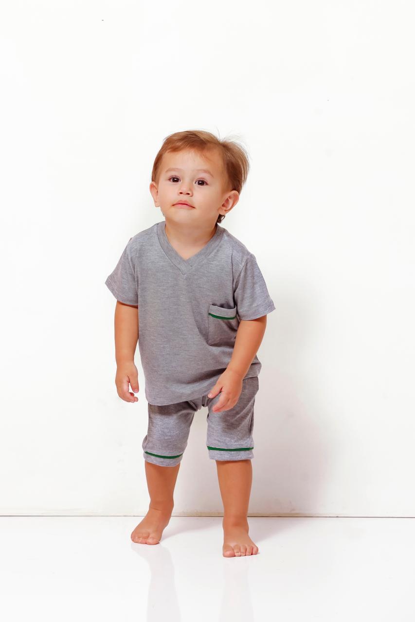 Pijama Homewear Mescla Infantil