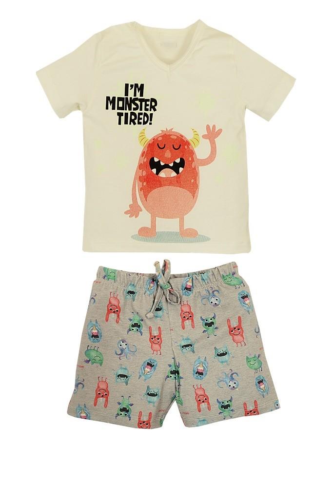 Pijama Monster
