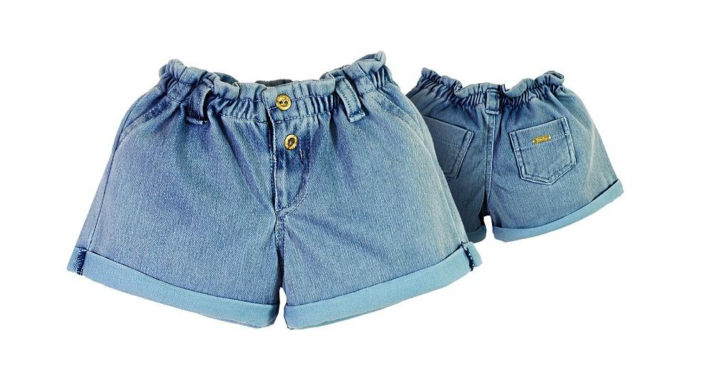 Shorts Clochard Jeans