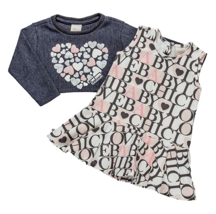 Vestido Love Fashion
