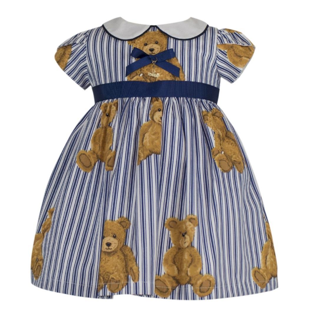 Vestido Marinho Urso