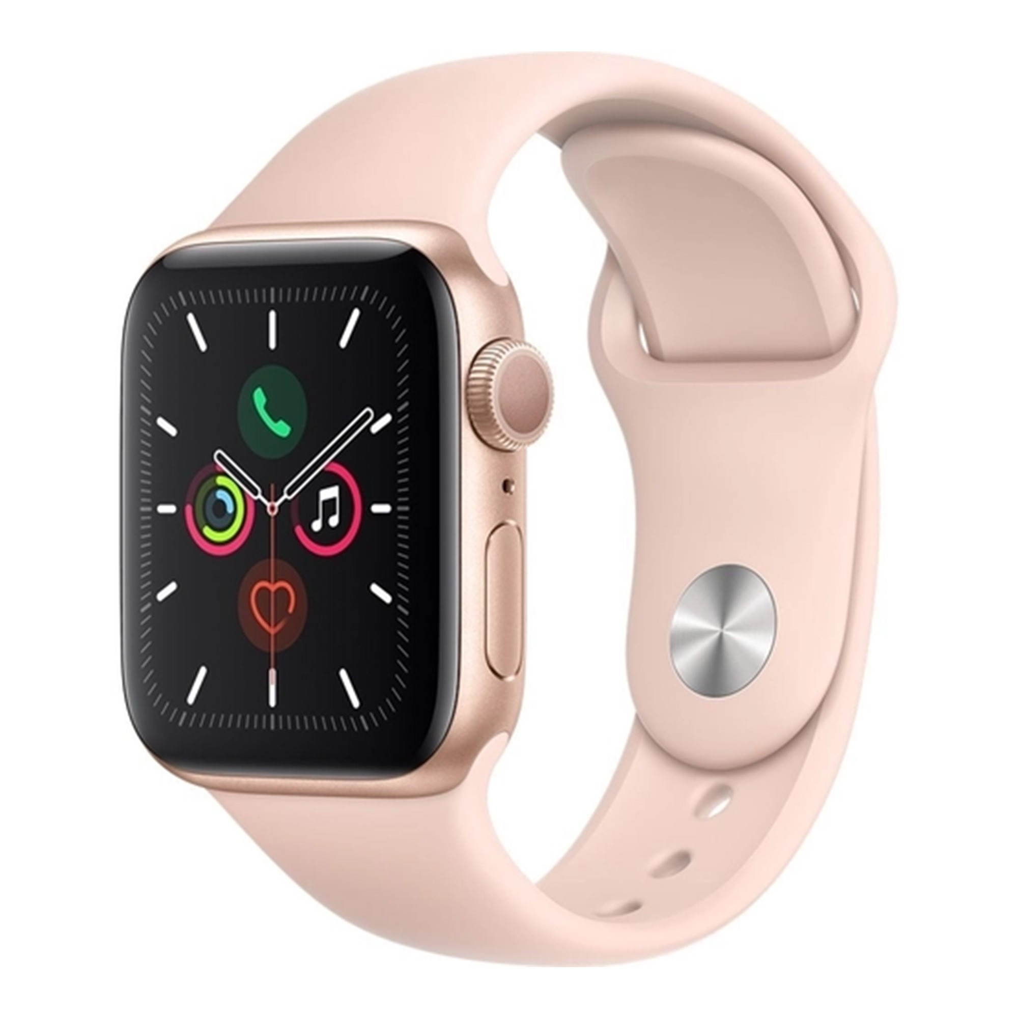 Apple Watch Series 5 GPS 44 mm Rosa