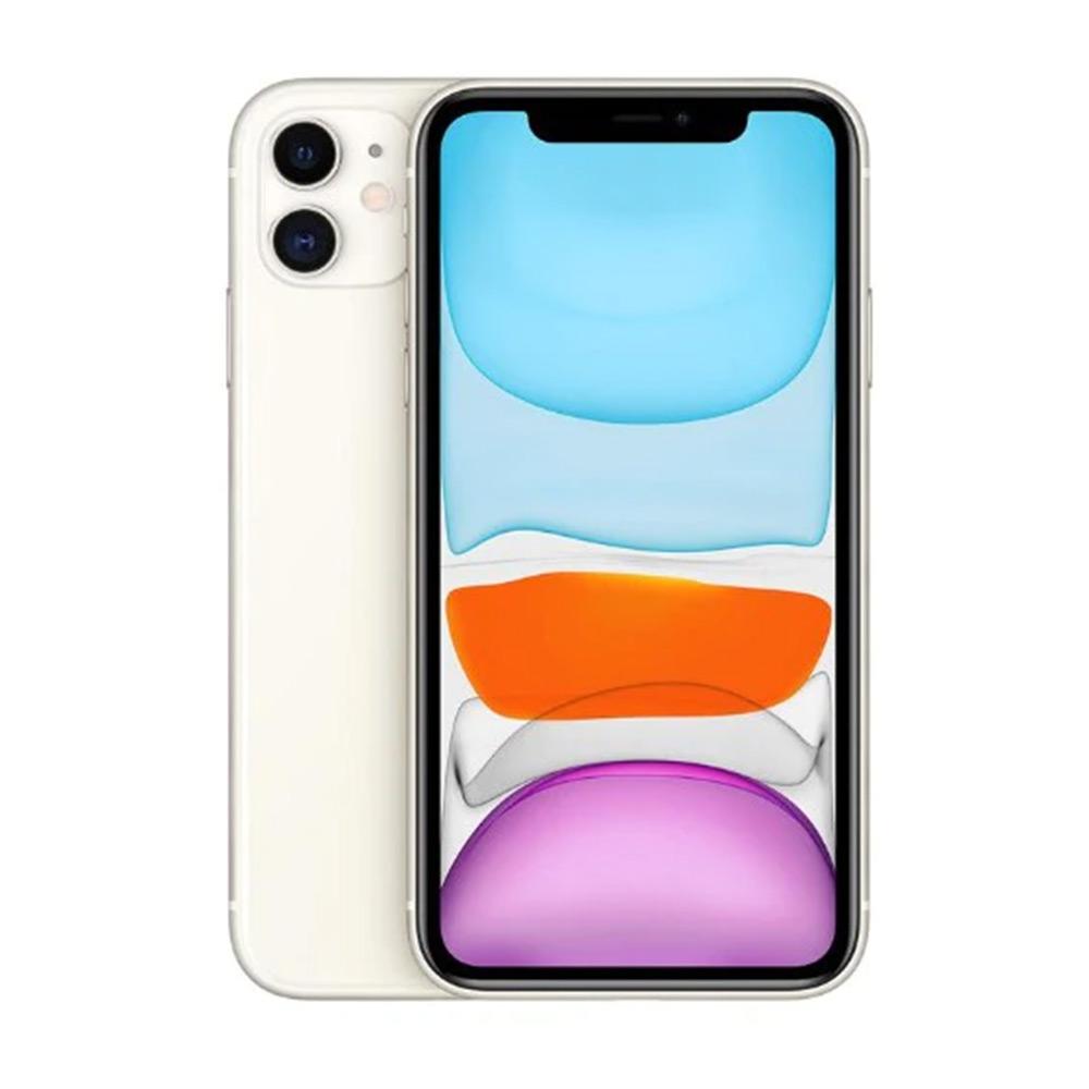 iPhone 11 Apple Branco 64GB 6,1 12MP iOS