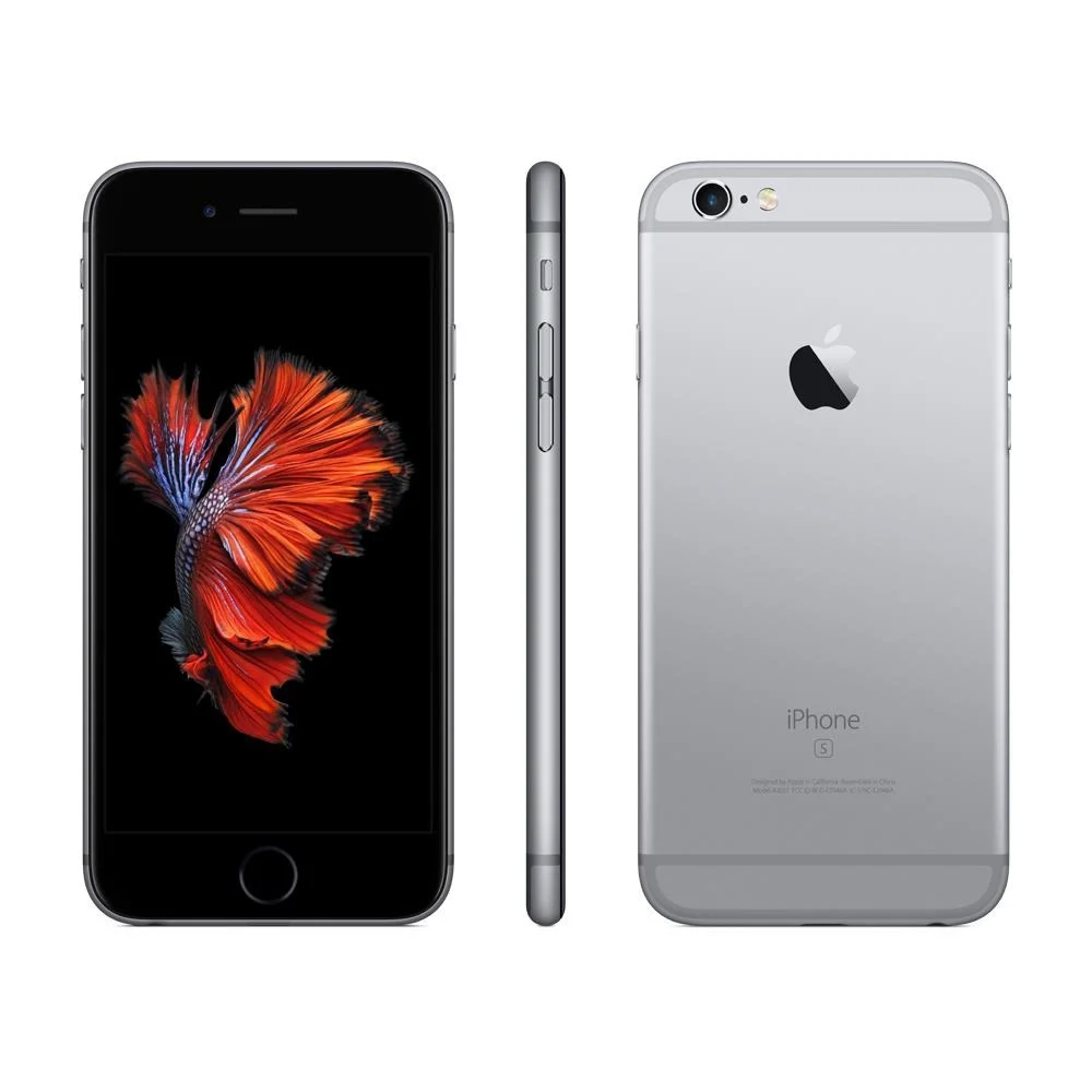 "iPhone 6s Apple 128 GB RAM 2 GB iOS 13 Câmera 12 Mp Tela 4.7"" Usado"