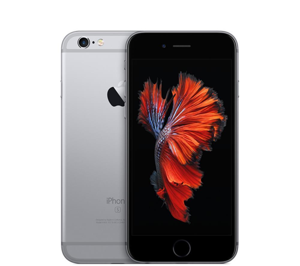 """iPhone 6s Apple 16 GB RAM 2 GB iOS 13 Câmera 12 Mp Tela 4.7"""" Usado"""
