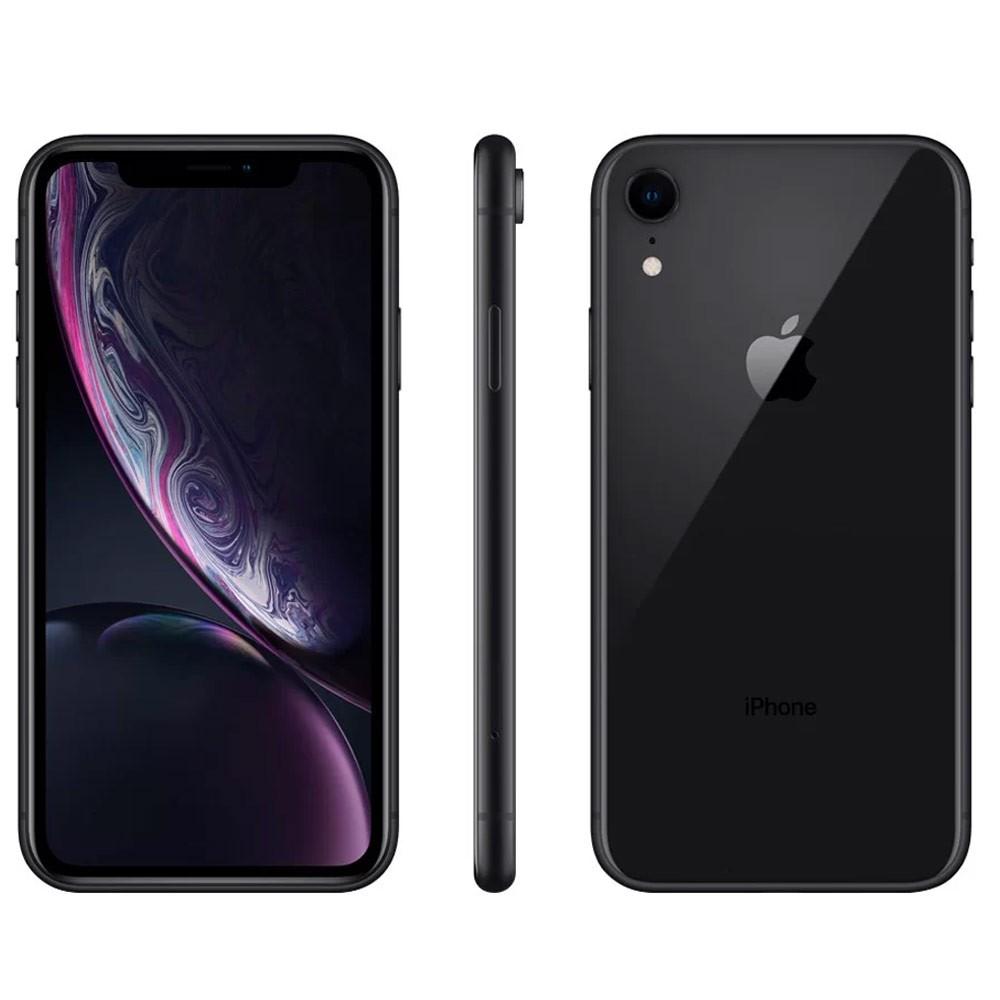 "iPhone XR Apple 128 GB RAM 3 GB iOS 13 Câmera 12 Mp Tela 6.1"" - Usado"