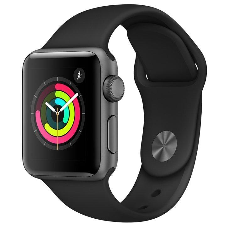 Relógio esportivo Apple Watch Series 3 com GPS  42mm - Usado