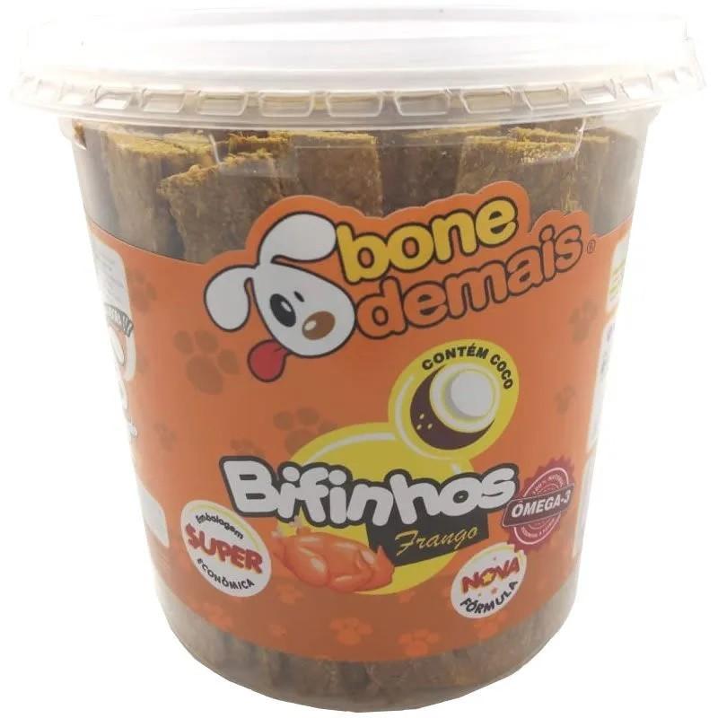 Bone Demais Bifinho Frango