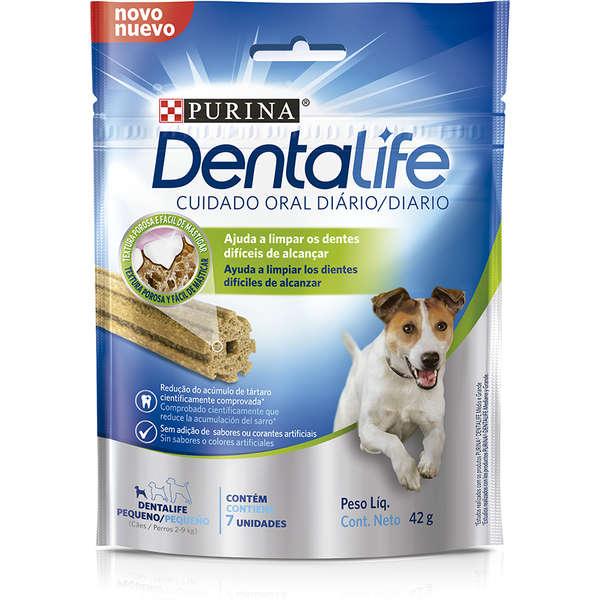 Dentalife Petisco Cães Raças Pequenas