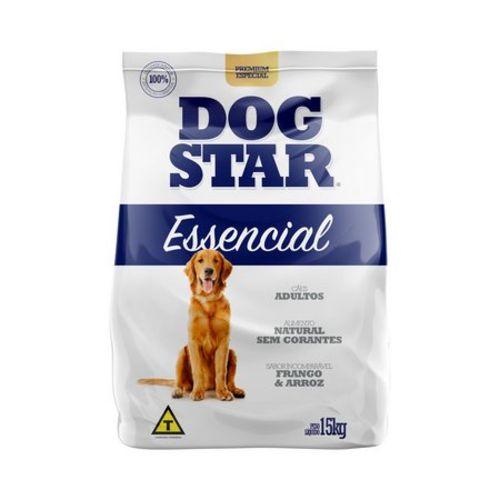 Dog Star Essencial Natural Adulto