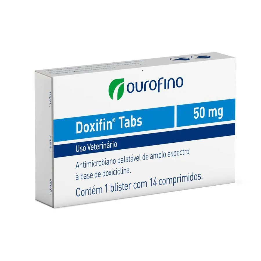 Doxifin Tabs