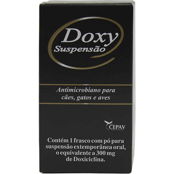 Doxy Suspensão pó 300mg