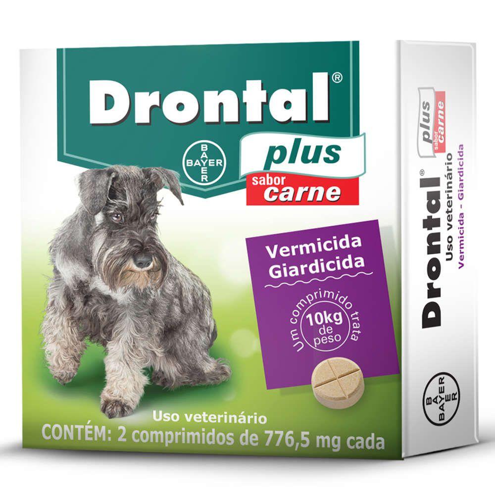 Drontal Plus Carne
