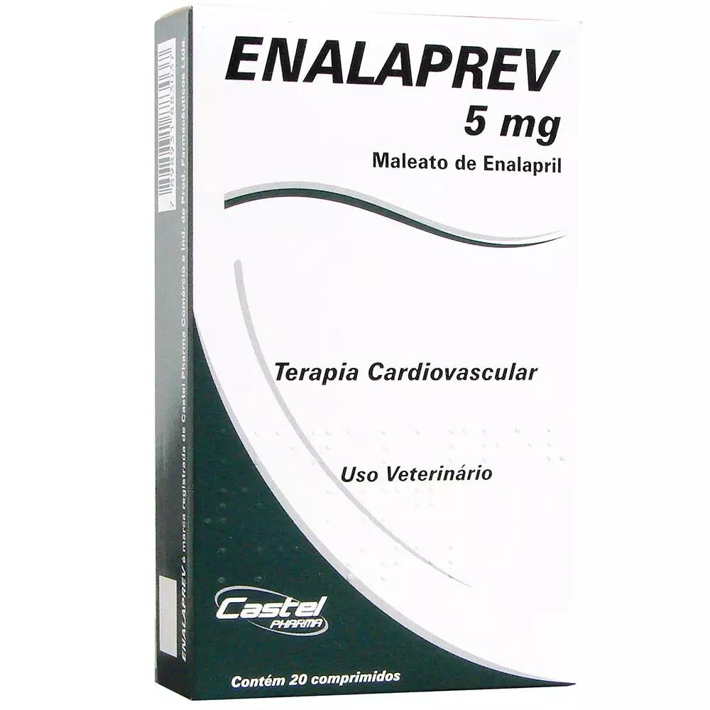 Enalaprev 20 comprimidos