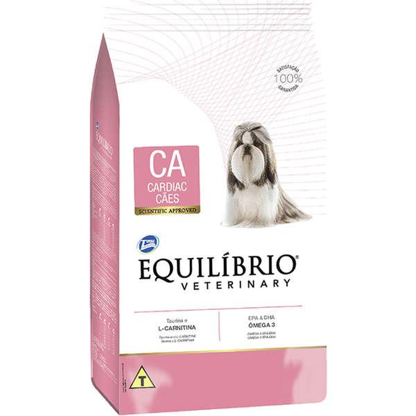 Equilíbrio Cão Cardiac