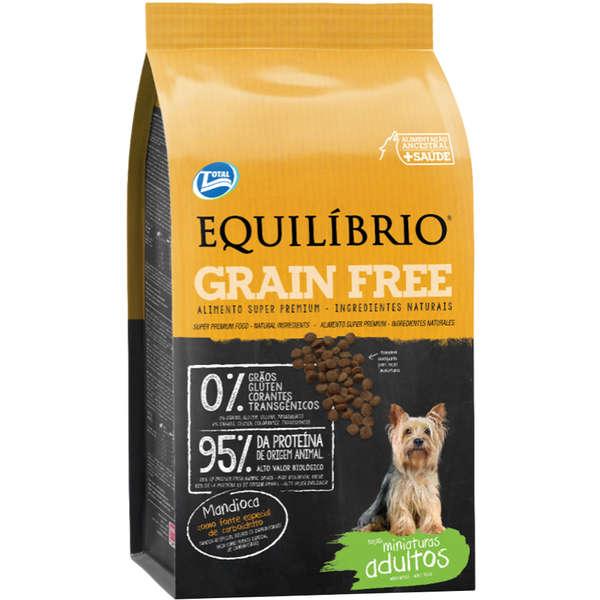 Equilíbrio Cão Grain Free Adulto Mini