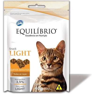 Equilíbrio Snack Gato Light