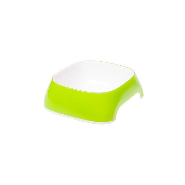 Ferplast Glam Tigela Plástica - Verde Ácido