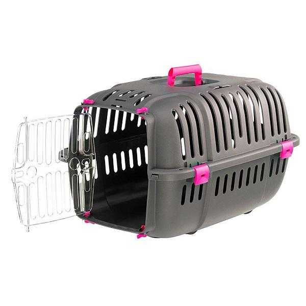 Ferplast Caixa de Transporte Jet 10 Cães e Gatos Pequenos