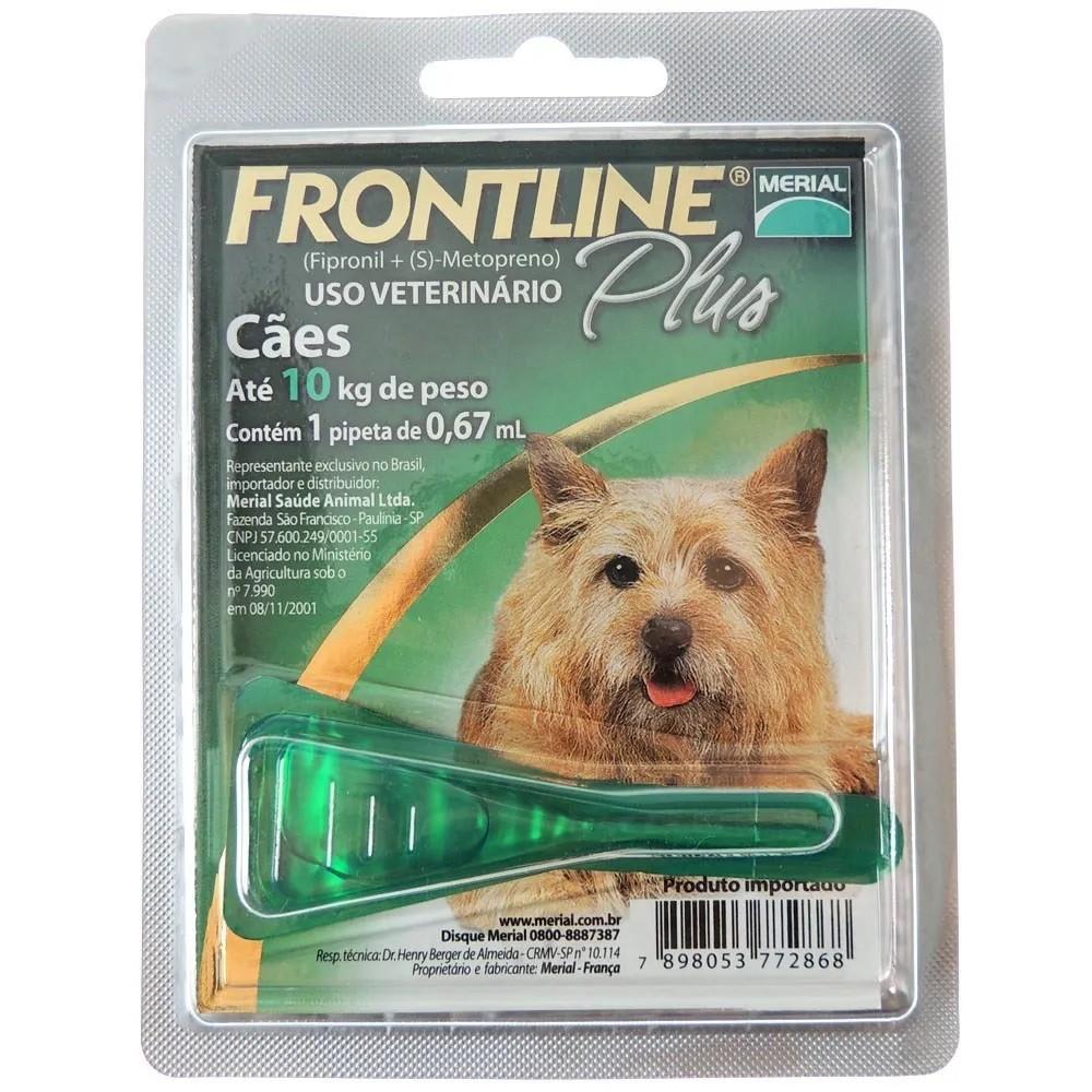Frontline Plus Cães