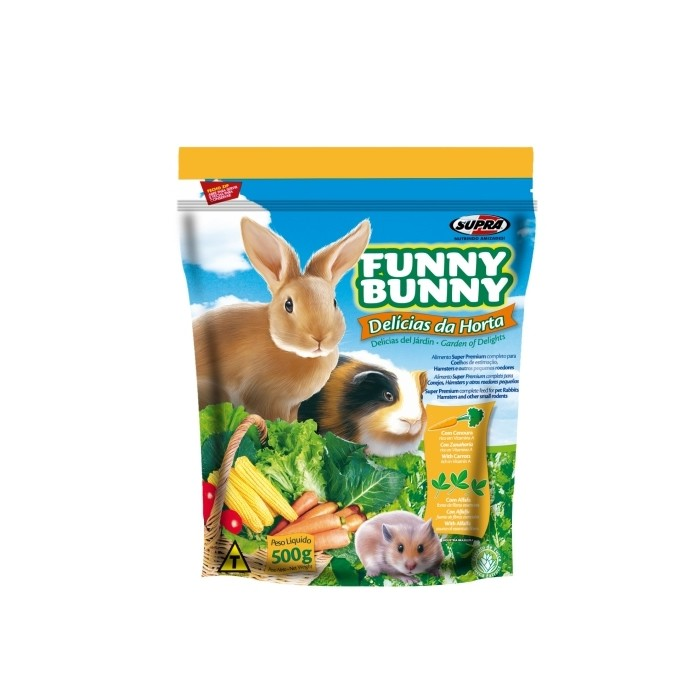 Funny Bunny Delícias da Horta - Coelhos