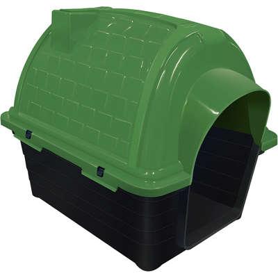 Furacão Pet Casinha Iglu de Plástico- Verde