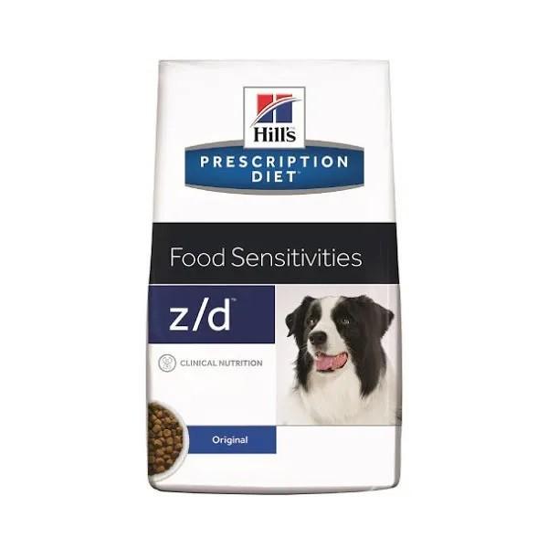 Hills Prescription Diet Canine Z/D Alergias Alimentares e de Pele