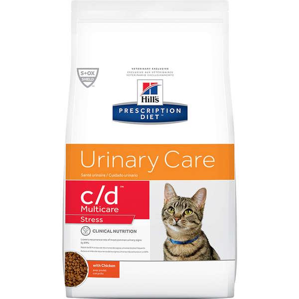 Hills Prescription Diet Feline C/D Multicare Stress