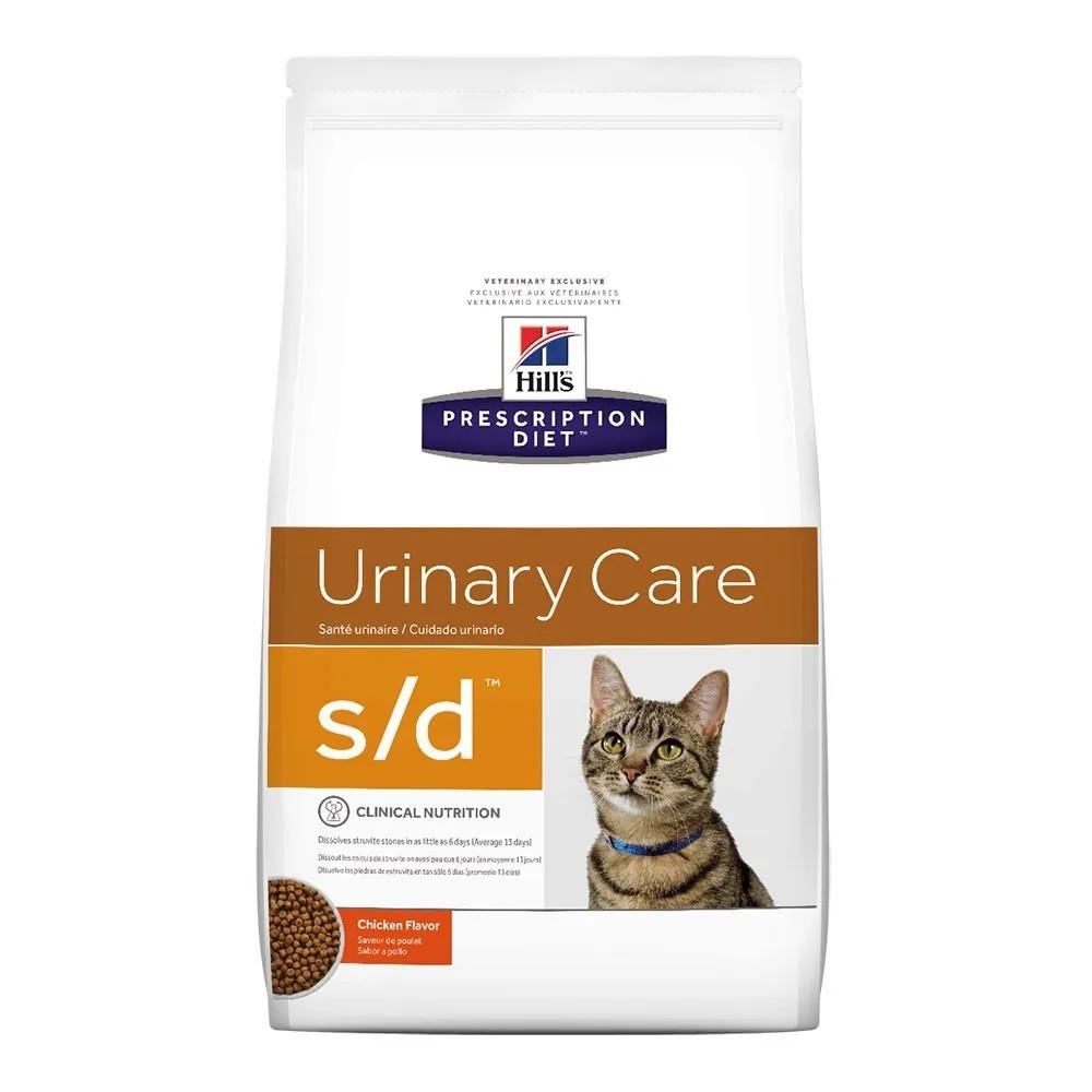 Hills Prescription Diet Feline S/D Cuidado Urinário