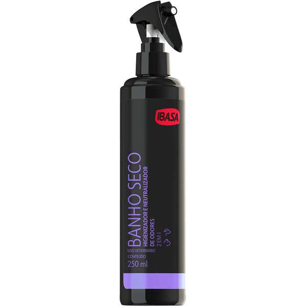 Ibasa Banho a Seco Neutralizador de Odores