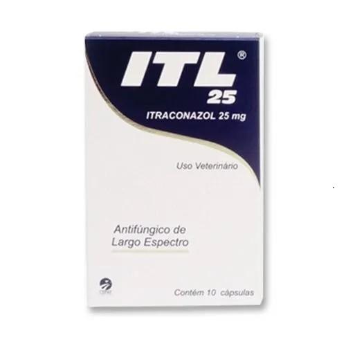 ITL Itraconazol (10 comprimidos)
