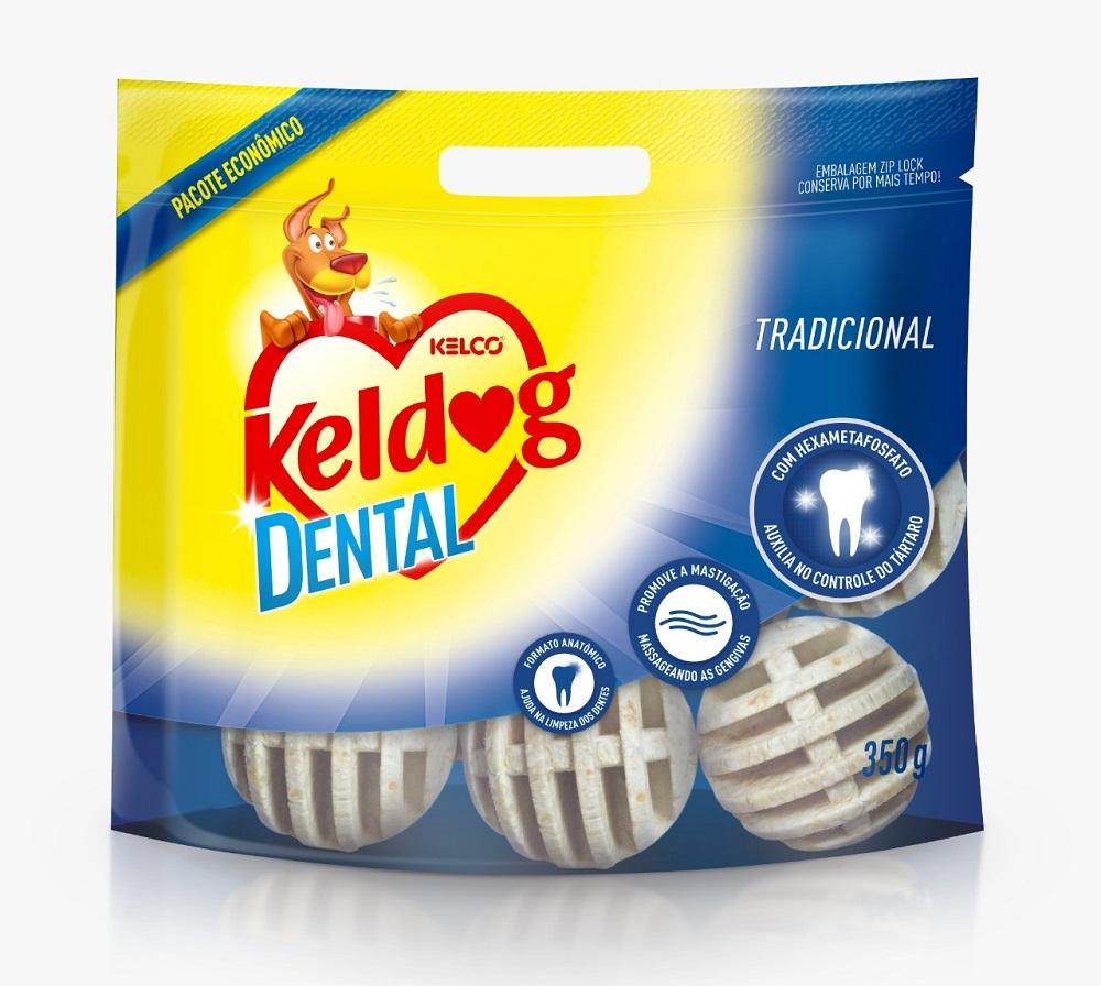 Keldog Dental Tradicional Bola