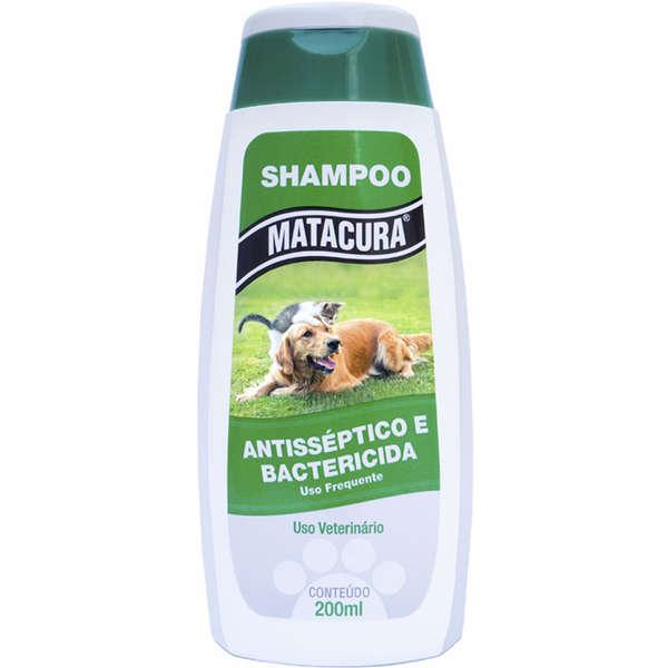 Matacura Shampoo Anticéptico e Bactericida
