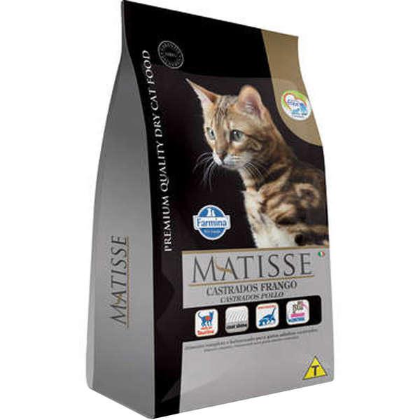 Matisse Gato Castrados Adulto Frango