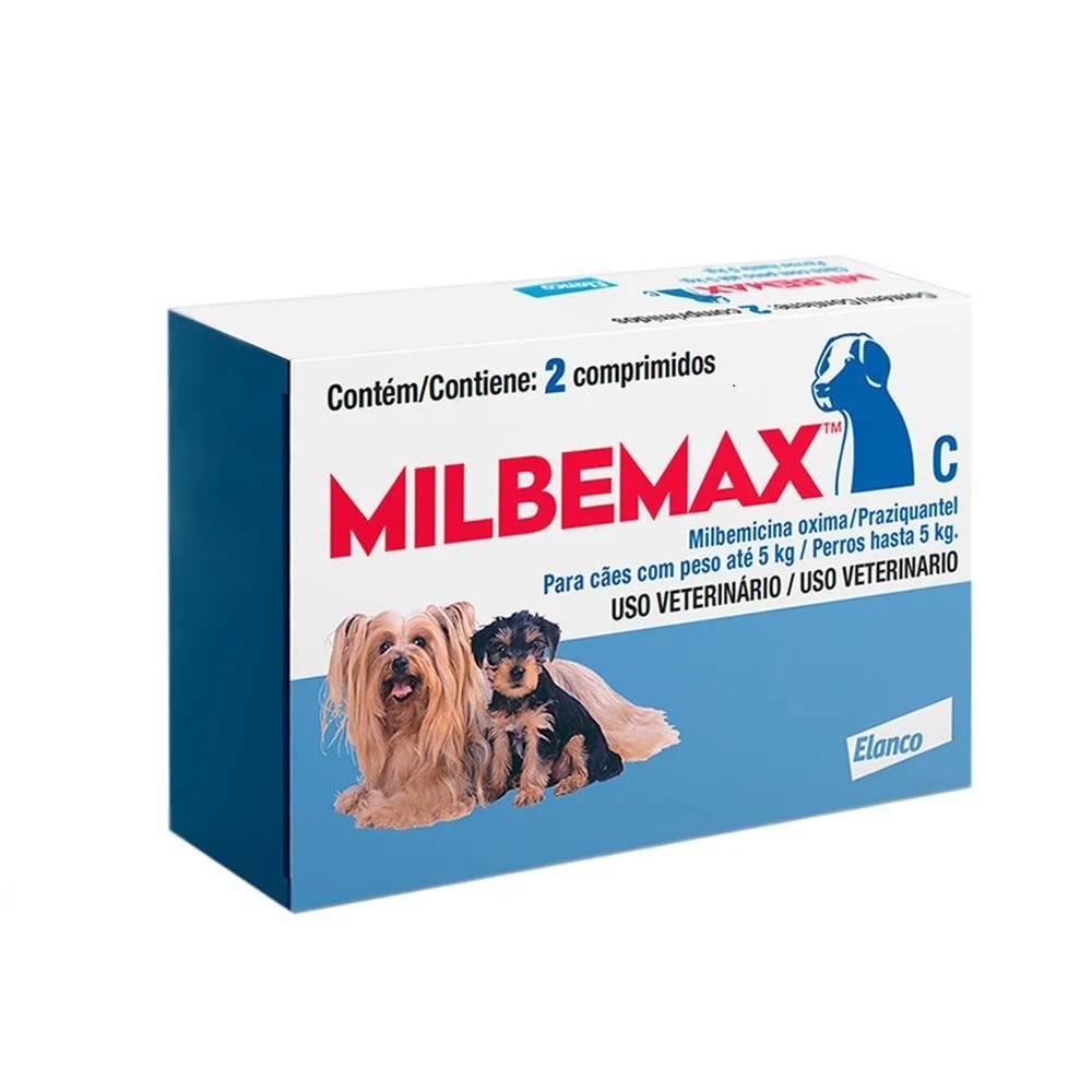 Milbemax C (2 comprimidos)